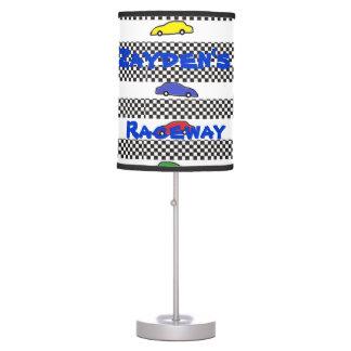 race car lamp