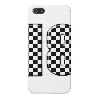 race car number 18 case for iPhone SE/5/5s