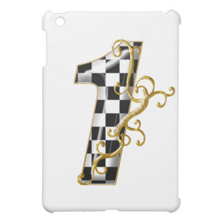race car number 1 cover for the iPad mini