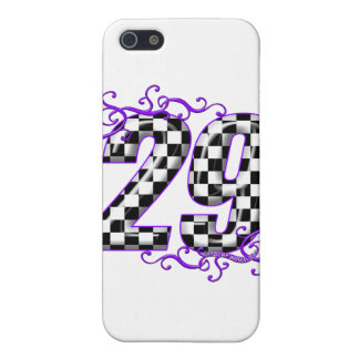 Race car number 29 case for iPhone SE/5/5s