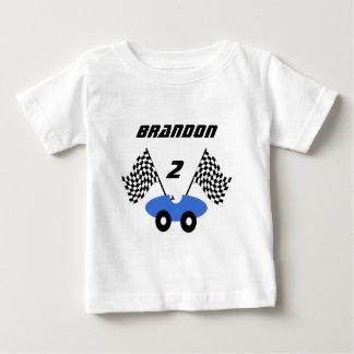 Race Car/ Personalizable Tee Shirt
