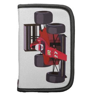 Race Car Rickshaw Folio Folio Planner