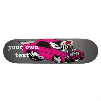 race car skateboard