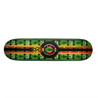 Race Car Skateboard