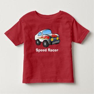 Race Car Toddler T-Shirt
