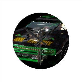 Race Car Wall Clocks