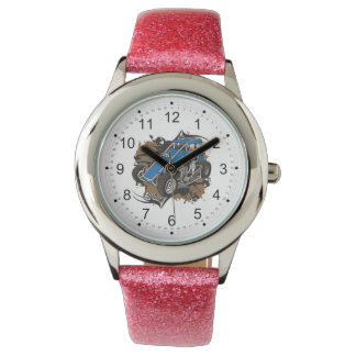 Race Car Wristwatch