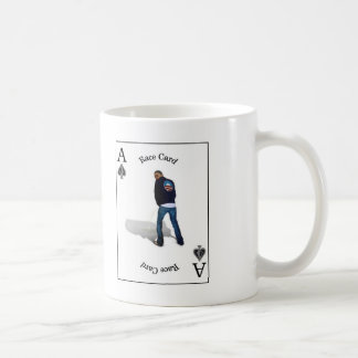 race card, Joker Coffee Mug
