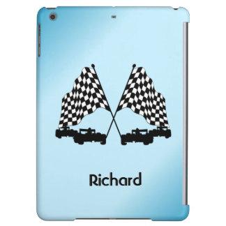Race Cars Custom Sport iPad Air Cover