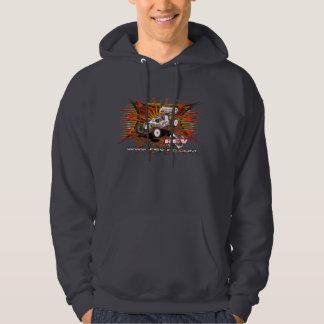 race element vinyl hoodie