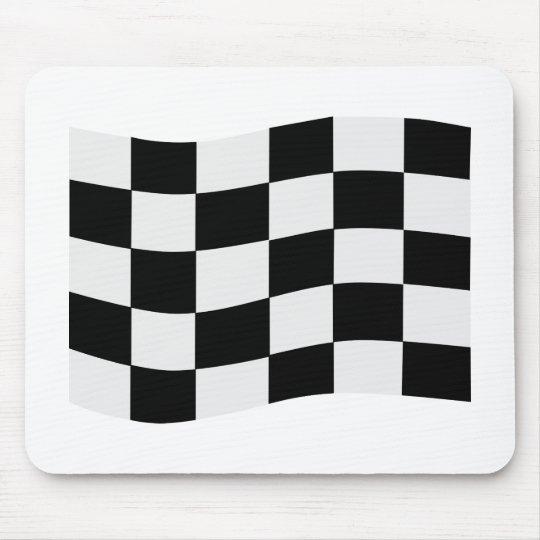 Race Flag Mouse Pad