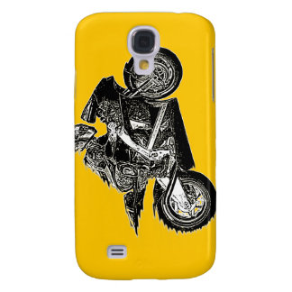 Race Flying Samsung Galaxy S4 Case