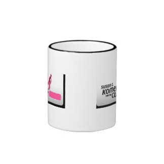 Race for the Cure Collection Ringer Mug