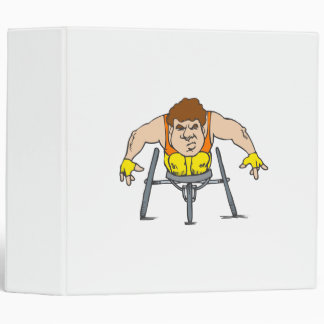 Race Hard Binder