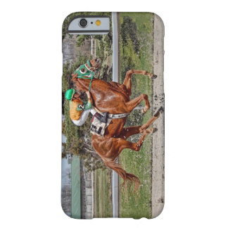 Race Horse #2 Barely There iPhone 6 Case