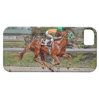 Race Horse #2 iPhone SE/5/5s Case