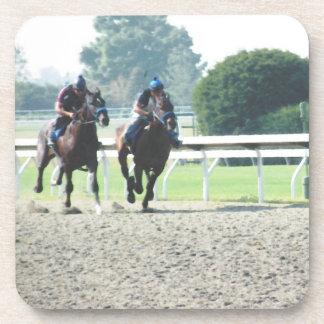 Race horse coasters