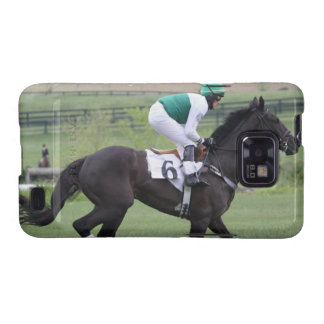 Race Horse Galloping Samsung Galaxy Case Samsung Galaxy SII Covers