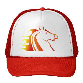 race horse hat
