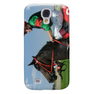 Race Horse iPhone 3G Case Galaxy S4 Case
