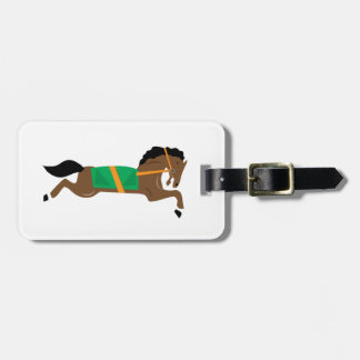 Race Horse Tags For Bags
