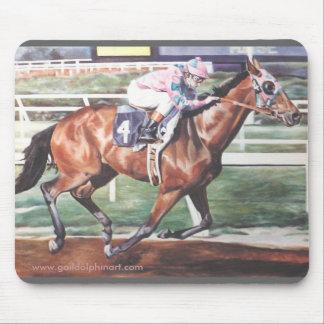 Race Horse Mousepad