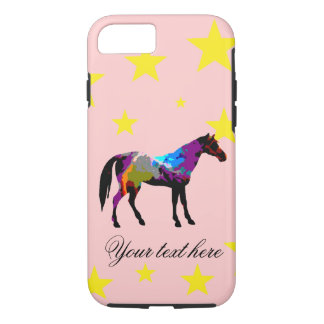 Race Horse Personalised iPhone 8/7 Case