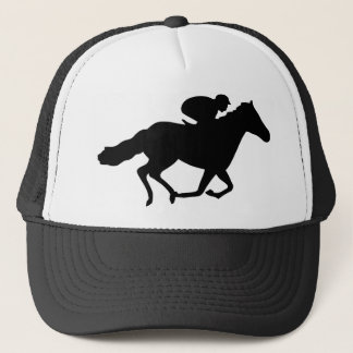 Race Horse Trucker Hat