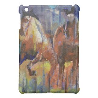 Race Horses iPad Case