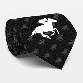 Race Horses | Sport Gifts Tie