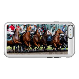 Race Horses Starting Gate Incipio Feather® Shine iPhone 6 Case