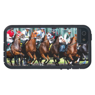 Race Horses Starting Gate iPhone 5 Covers