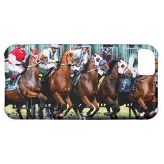 Race Horses Starting Gate iPhone 5C Case