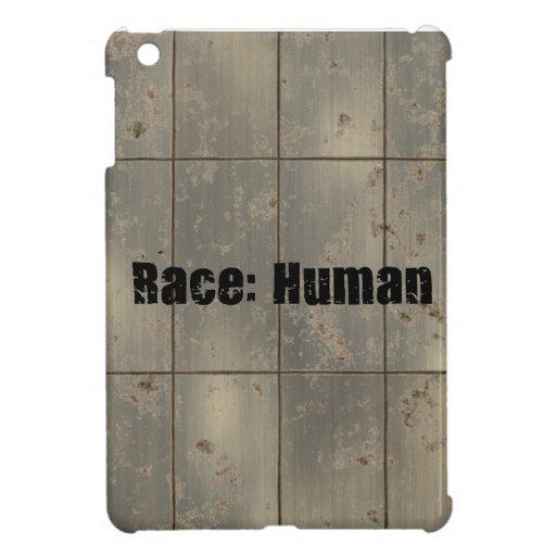 Race: Human iPad Mini Cover