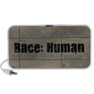 Race: Human Speaker System