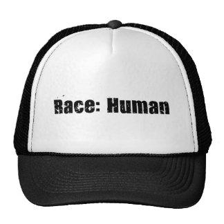 Race: Human Trucker Hat