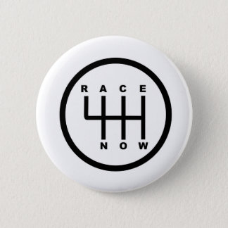 Race Now Gear Box Tribal Button