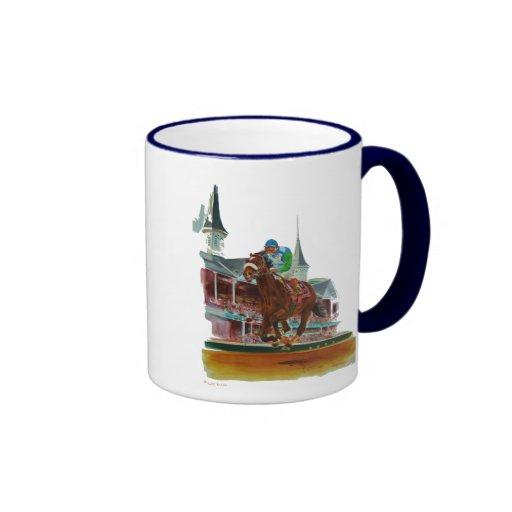 'Race of A Lifetime' (open sky  series) Coffee Mug