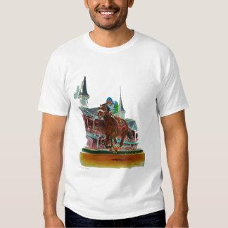 'Race of A Lifetime' T Shirt