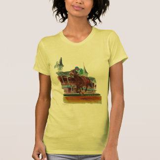 'Race of A Lifetime' T-shirts