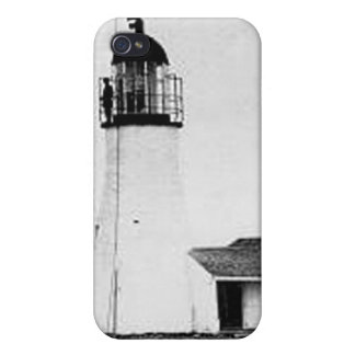 Race Point Lighthouse 2 iPhone 4/4S Cover