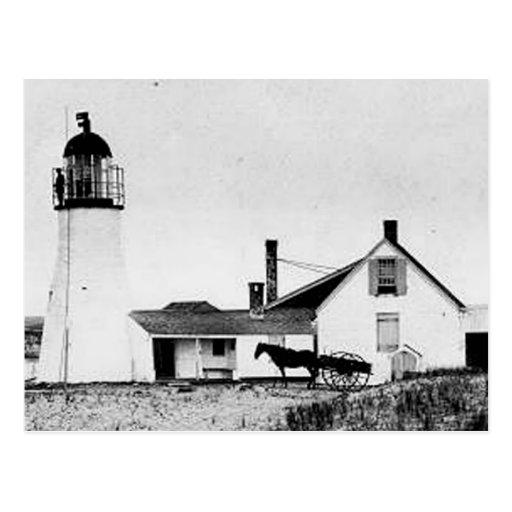 Race Point Lighthouse 2 Postcard