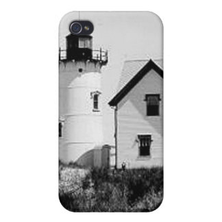 Race Point Lighthouse Case For iPhone 4