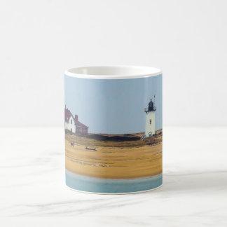 Race Point Lighthouse Classic White Coffee Mug