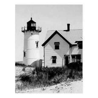 Race Point Lighthouse Postcard
