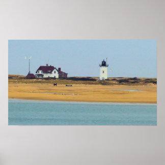 Race Point Lighthouse Print