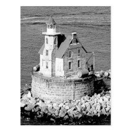 Race Rock Lighthouse Postcard