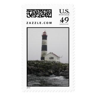 Race Rocks Lighthouse Stamps