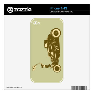 Race Start Skins For The iPhone 4