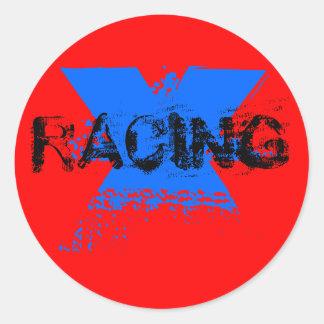 Race Sticker